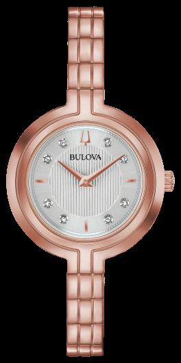 97P145 Ladies Diamond Watch
