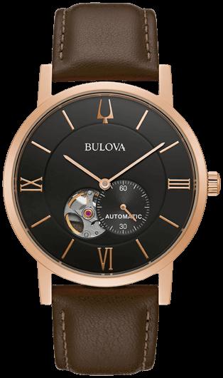 97A155 Men's Classic Watch