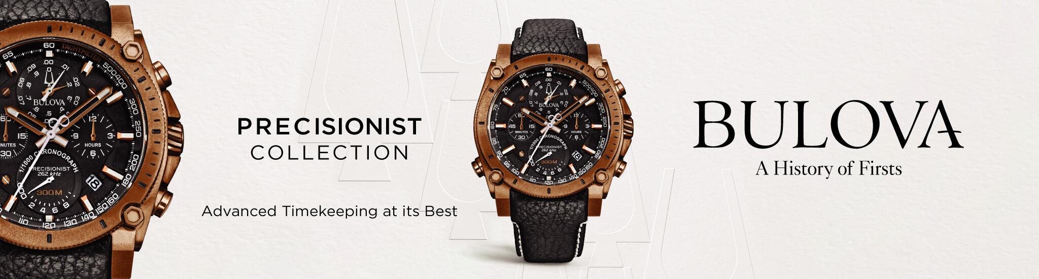 Men's Precisionist Chronograph Watch