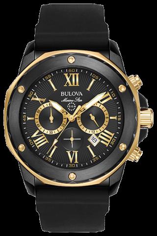98B278 Men's Marine Star Chronograph Watch