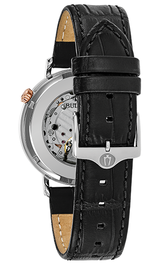 98A187 Men's Classic Automatic Watch