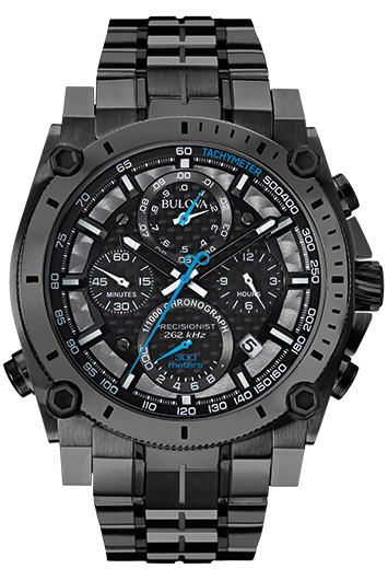 98B229 Men's Precisionist Chronograph Watch