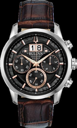 96B311 Men's Classic Watch