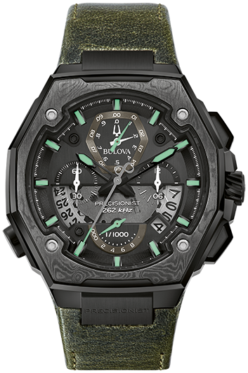 98B355 Men's Precisionist X Special Edition Watch