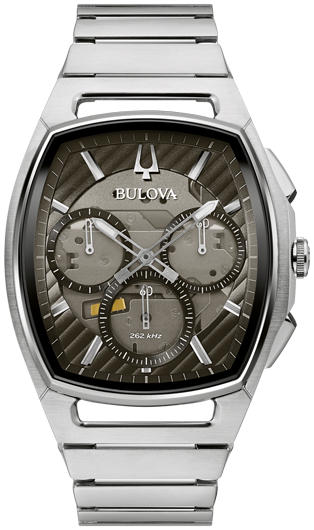 96A257 男士 Curv 系列計時碼錶